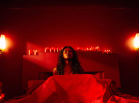 Starz Debuts First Image Of American Gods' Bilquis, Ancient Goddess Of Love