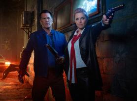 Starz releases teaser trailer for Ash vs Evil Dead season 2