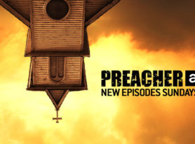 "AMC Renews ""Preacher"" For An Expanded Second Season"