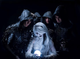 September Mourning Release Lyric Video, To Appear At Comic Con