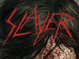 "Dark Horse Comics and Slayer to Release ""Repentless"" Comic"