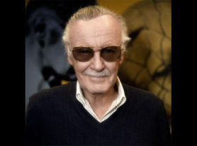"Stan Lee Launches New Comic Franchise ""Nitron"" With Keya Morgan And Michael Benaroya"
