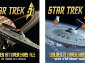 Star Trek 50th anniversary beer to debut at San Diego Comic Con