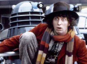 Doctor Who's Tom Baker Joins The Star Wars Universe