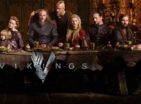 Vikings trailer revealed at Comic Con