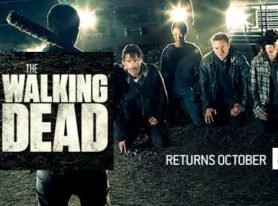 The Walking Dead Season Seven to Debut 10/23