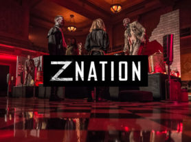 Z Nation Comic Series Written By Co-Creator Craig Engler And Fred Van Lente