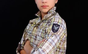 Interview With Award Winning Twelve Year Old Actor Blaze Tucker Of Last Man Club