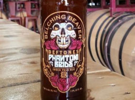 San Diego Brewery Belching Beaver Partner With Rock Band Deftones To Create New Beer