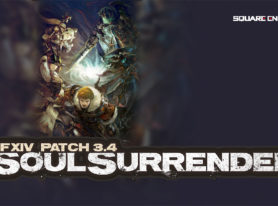 Warriors Of Darkness Take Center Stage In Final Fantasy XIV Patch 3.4