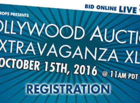 Props/Costumes From Don't Breathe, Blair Witch and Deadpool Will Headline Premiere Props Oct 15 Auction