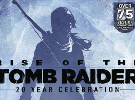 Rise Of The Tomb Raider: 20 Year Celebration Launches On October 11