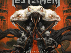 review: TESTAMENT – Brotherhood of The Snake