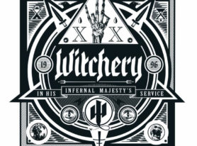 WITCHERY reveal upcoming album details, new line-up and cover artwork