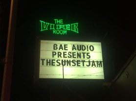 BAE Audio Outfits Audio Input Stage for The Viper Room