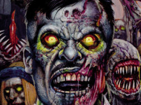 """new comic """"Call of Duty: Zombies"""" out Oct 26"""