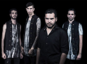 Israeli heavy metal band CANINE release new music video
