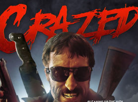 Kane Hodder and R.A Mihailoff get Crazed this October