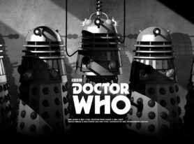 Doctor Who: The Power of the Daleks Animated Series in Cinemas Nov 14 and on BBC AMERICA Nov 19