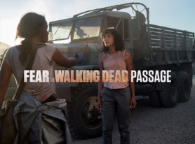 "AMC Rolls Out New Season Of Web Series ""Fear The Walking Dead: Passage"""
