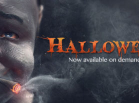 "murder, mystery, and marijuana, ""Halloweed"" movie on DVD Nov 8"