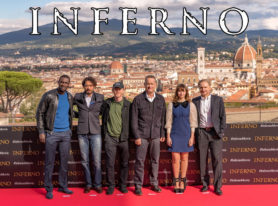"Da Vinci Code movie ""Inferno"" starring Tom Hanks out Oct 28"