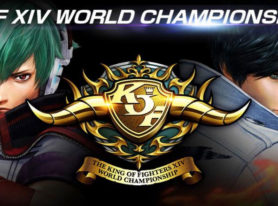 Get Ready for THE KING OF FIGHTERS XIV World Championship With a New Trailer