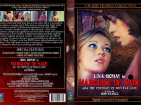 Jess Franco's MARQUISE DE SADE comes to DVD digitally restored and remastered