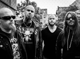 Swedish metal band METHANE signs with Dark Star / Sony Records