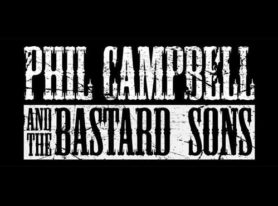 Motörhead guitarist Phil Campbell teams with his three sons to release debut self-titled EP