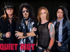 QUIET RIOT Announces New Vocalist For 2017 And New Album Deal