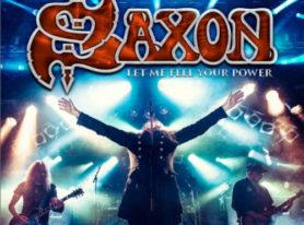 Metal Legends SAXON Reveal Second Live Video Clip from Double Album