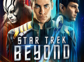 """Star Trek Beyond"" out on DVD/BluRay Nov 1"