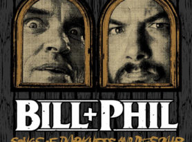 Horror Icon Bill Moseley And Metal Legend Philip H. Anselmo Unite To Release Songs