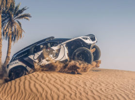 12 days of the Dakar race