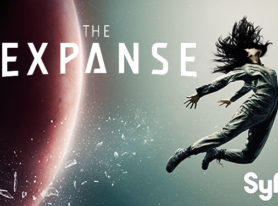 "Syfy to air ""Expanse"" 360-degree studio tour and behind the scenes look"