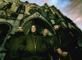 IMMOLATION release new song and reveal album details