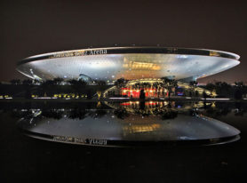 Mercedes Benz Extends Naming Rights Partnership For Mercedes-Benz Arena In Shanghai