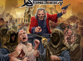 "SANCTUARY announce official prequel to 1988's classic debut ""Refuge Denied"""