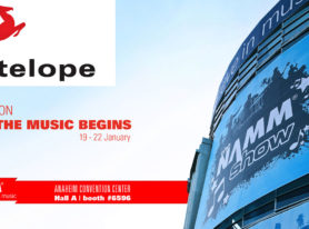 NAMM 2017: Antelope Audio to open the realm of recording possibilities