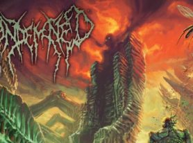San Diego brutal death metal band CONDEMNED new album release