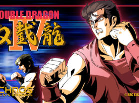 Double Dragon IV Coming to PlayStation®4 and Steam
