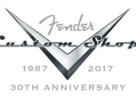 NAMM 2017: Fender Custom Shop Commemorates 30th Anniversary