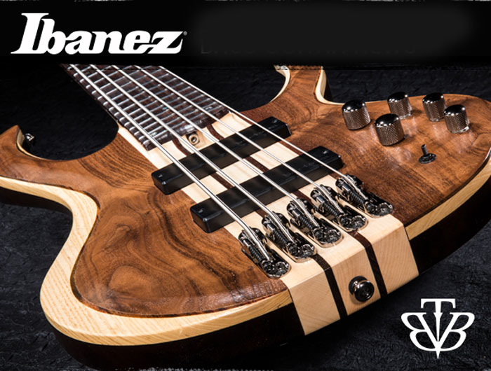 new Ibanez BTB basses for 2017