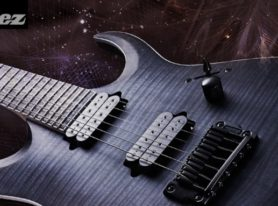 Ibanez reveals new Iron Label guitars for 2017
