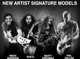 Jackson introduces new signature series