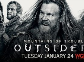 'Outsiders' returns Tuesday – new aftershow and behind-the-scenes special