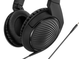 NAMM 2017: Sennheiser HD 200 PRO headphones: Professional Sound – At Home and in the Studio