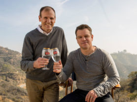 Stella Artois Calls For Partners To Join The Fight To End The Global Water Crisis With Matt Damon