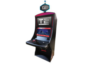 GameCo to launch Terminator 2: Judgment Day Video Game Gambling Machines